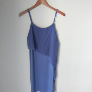 Young fabulous and broke strap dress size S